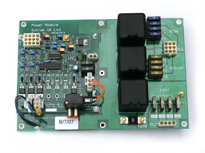 Control System Power Module President